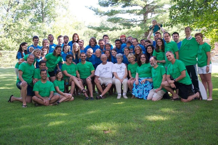 Neyer Family Reunion 2014 T-Shirt Photo
