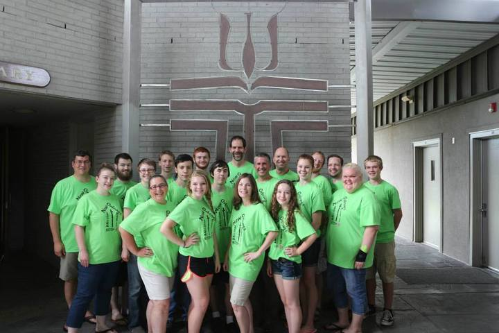 Nola Mission Trip 2014 T-Shirt Photo