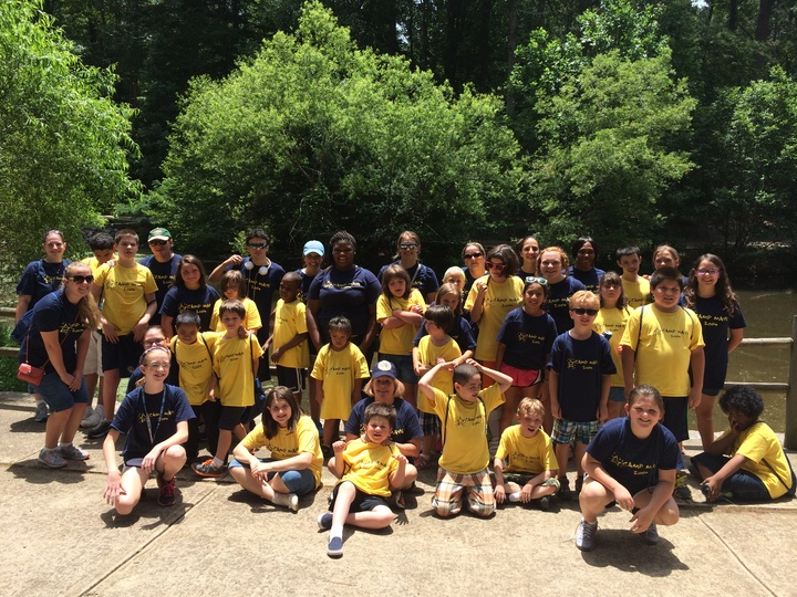 Camp Mays 2014 T-Shirt Photo