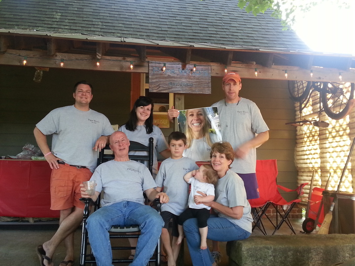 Our Family Retreat T-Shirt Photo