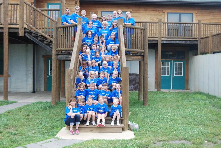 Tallgrass Trail Blazers T-Shirt Photo
