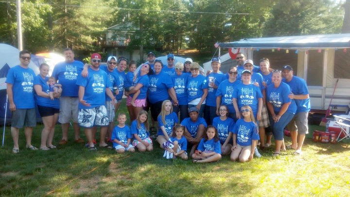Wyman Family Reunion T-Shirt Photo