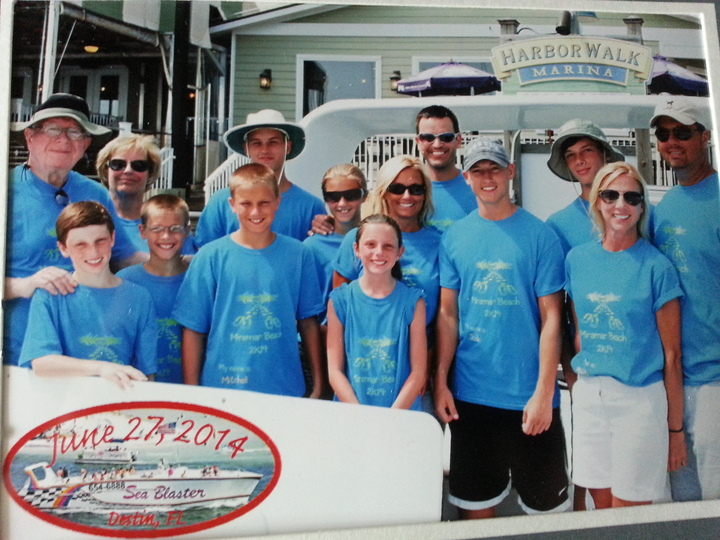 Miramar Beach Reunion T-Shirt Photo