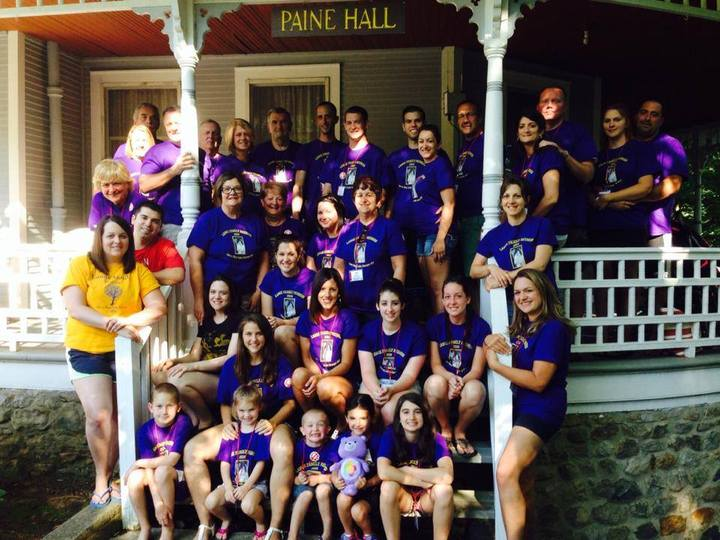 Lange Family Reunion 2014 T-Shirt Photo