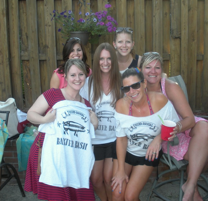 Fun At The 4th Of July Baxter Bash! T-Shirt Photo