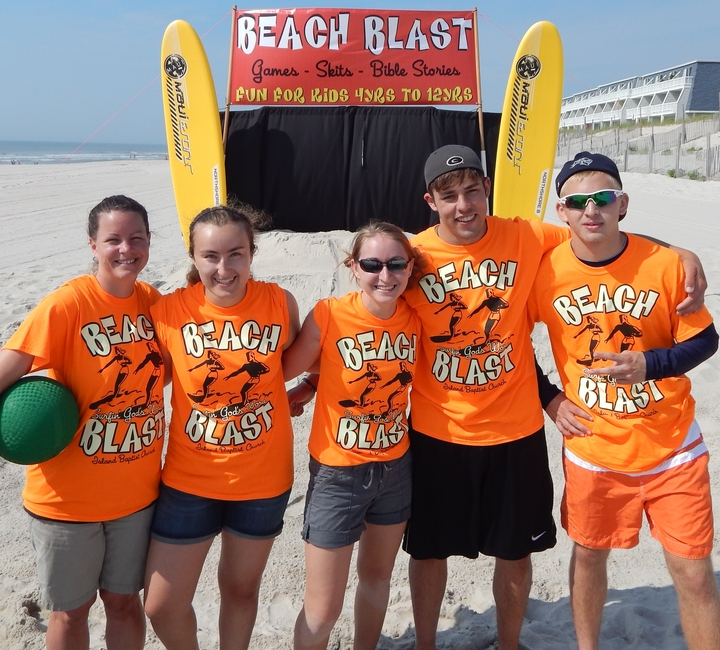 Beach Blast Week 1 Crew T-Shirt Photo