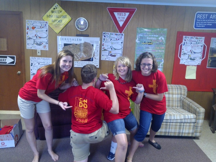 Thurmont Church Of The Brethren Youth Group T-Shirt Photo
