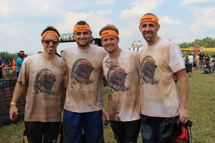 Tough Mudder Upstate Ny T-Shirt Photo