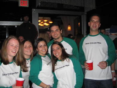 Flip Cup Tourny T-Shirt Photo