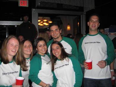Flip Cup Tourny T-Shirt Photo