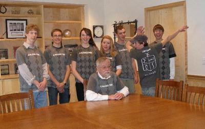Calculites! T-Shirt Photo