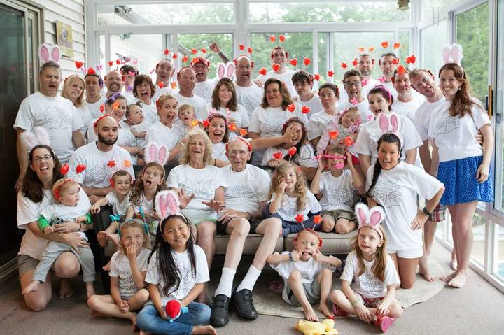Awtry Family Reunion 2014 T-Shirt Photo