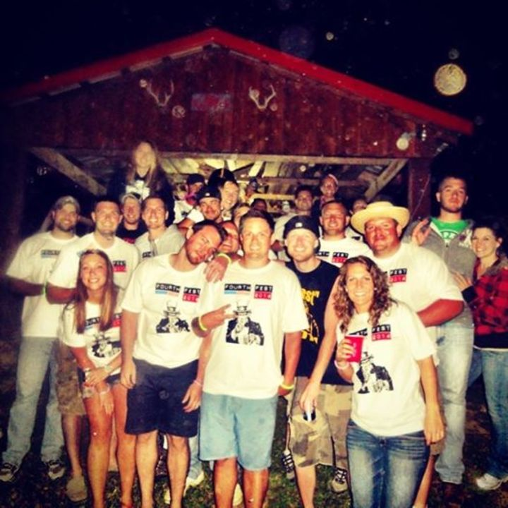 Fourth Fest 2014 T-Shirt Photo