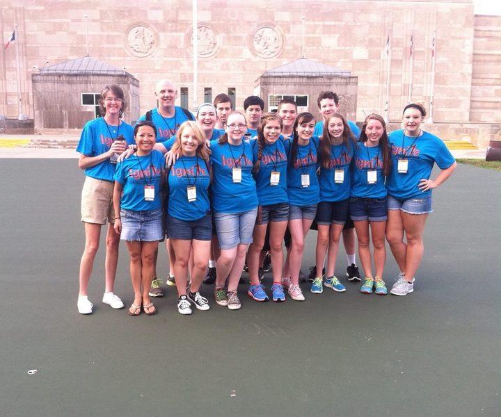 Ignite Student Ministry Mission Trip T-Shirt Photo
