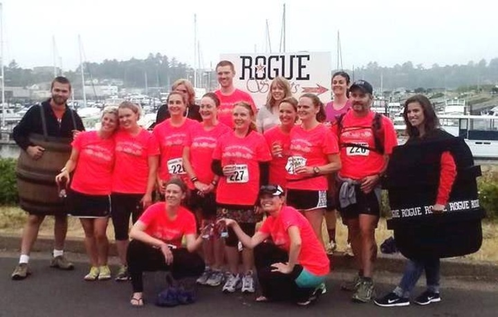 Runnin' Rogue T-Shirt Photo