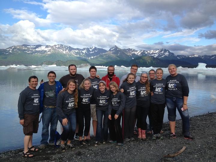 Alaska Outreach!  T-Shirt Photo