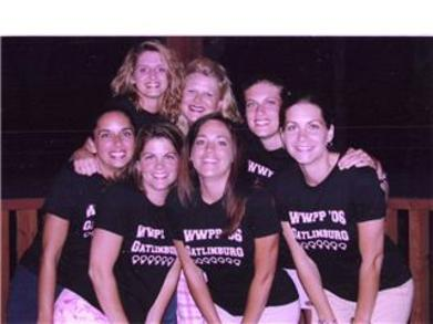 Wwpp College Girl's Weekend Photo 2 T-Shirt Photo