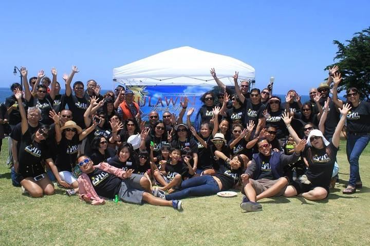 2014 Bulawin Family Reunion T-Shirt Photo
