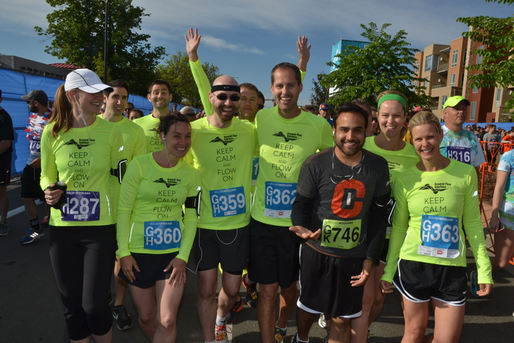 Bolder Boulder 2014 T-Shirt Photo