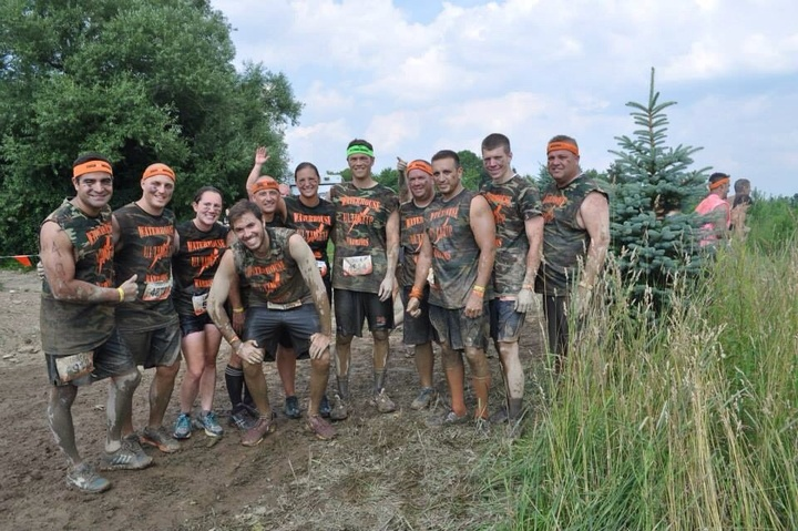 Mudder Upstate Ny T-Shirt Photo