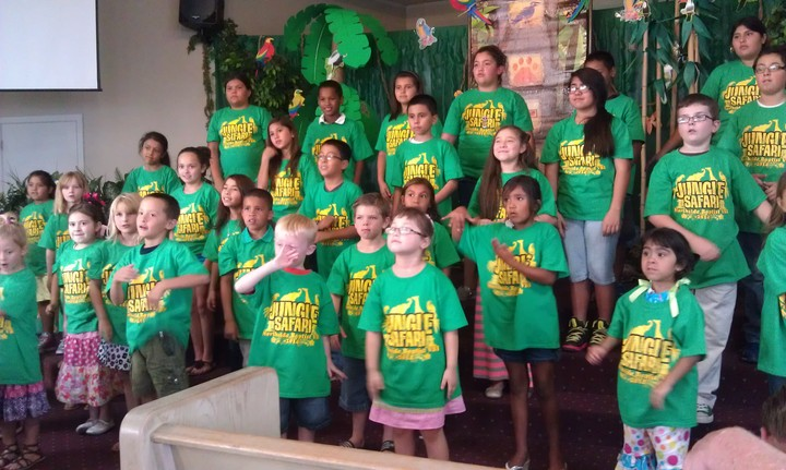 Jungle Safari Vbs T-Shirt Photo