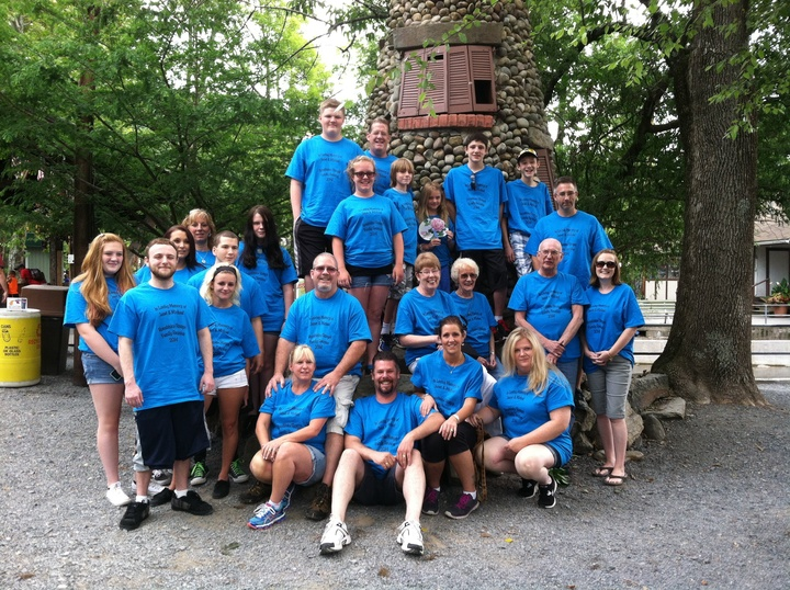 In Loving Memory Of Janet & Michael T-Shirt Photo