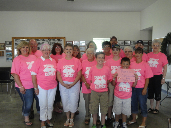 Family Support T-Shirt Photo