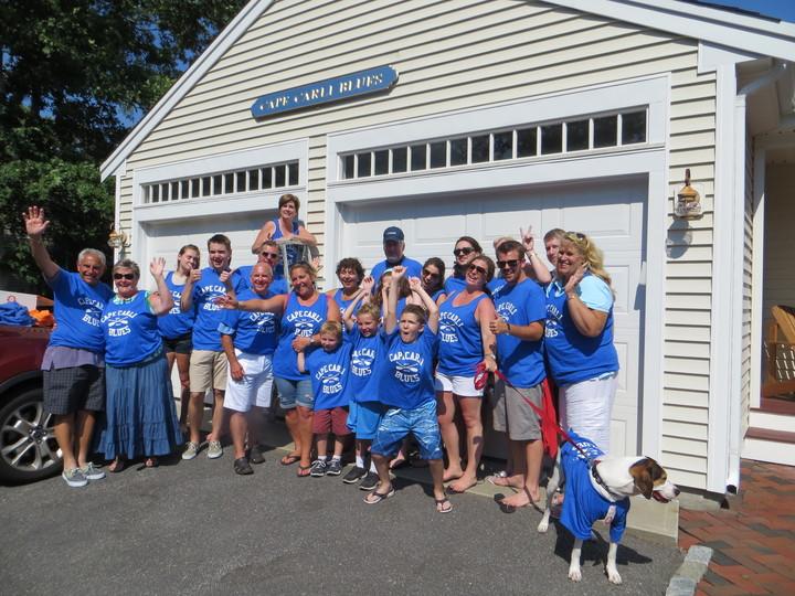Cape Carli Blues T-Shirt Photo