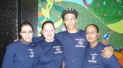 Reach Staff T-Shirt Photo