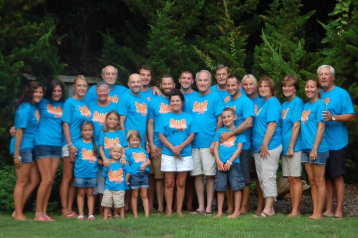 De Gaetano Family Vacation  T-Shirt Photo