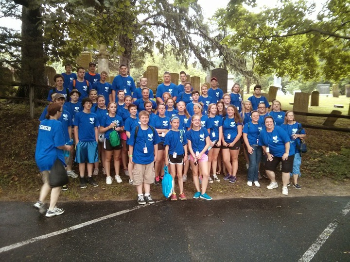 Mission Trip 2014 T-Shirt Photo