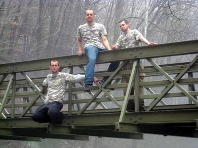 Up The Creek T-Shirt Photo