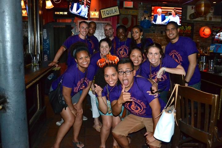 One Last Bar Crawl In Boston T-Shirt Photo