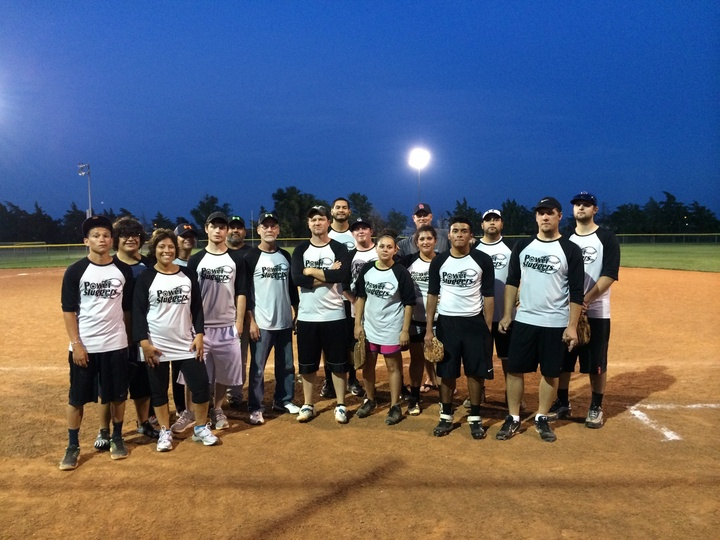 Pioneer Communications Softball!!! T-Shirt Photo