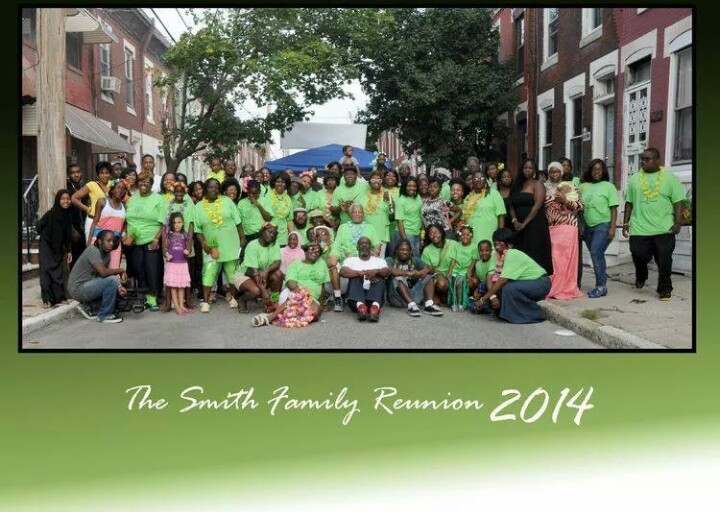 2014 Smith Family Reunion T-Shirt Photo