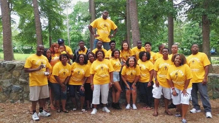 Williams Family Reunion T-Shirt Photo