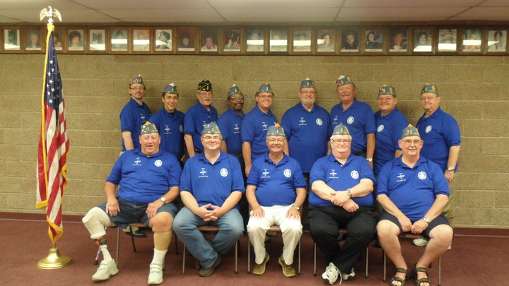 Sons Of The American Legion Attachment Of Minnesota T-Shirt Photo