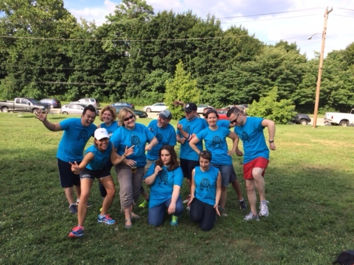 Agency Field Day Fun! T-Shirt Photo