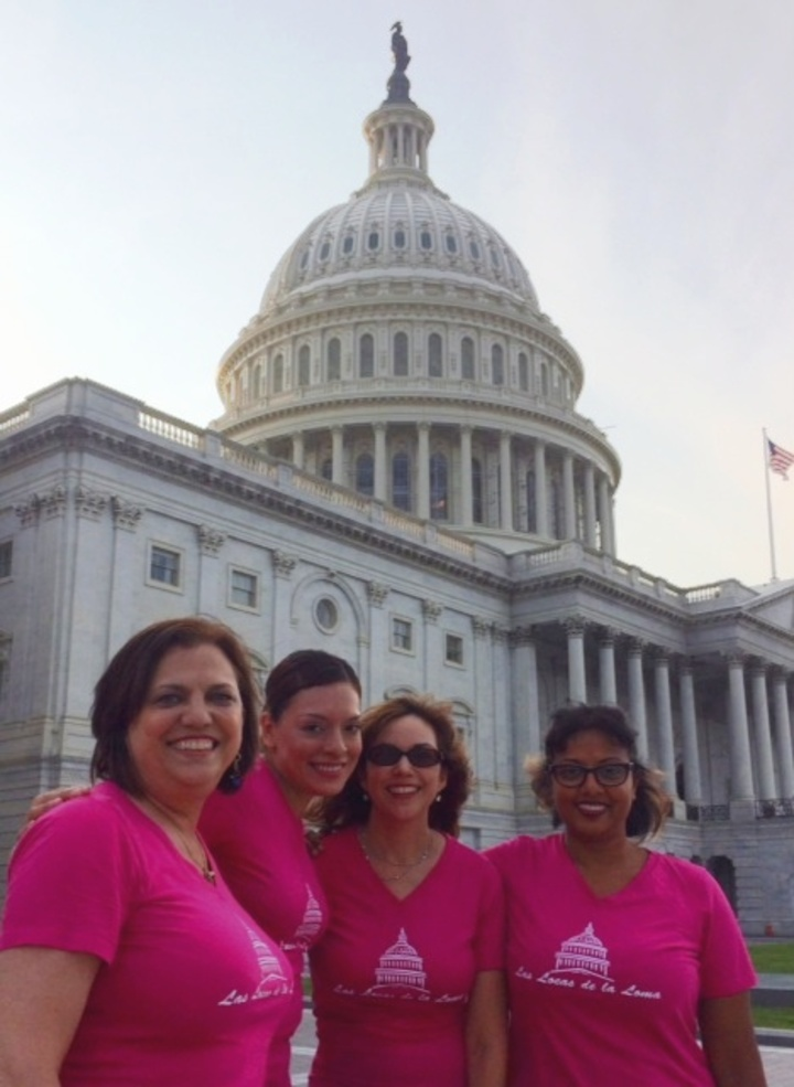 Las Locas De La Loma On Capitol Hill T-Shirt Photo