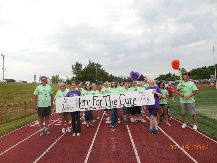 Relay For Life T-Shirt Photo