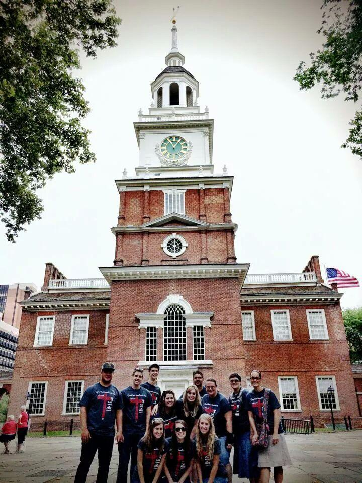 Independence Hall T-Shirt Photo