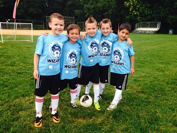 Wyckoff Wizards U7 Boys T-Shirt Photo