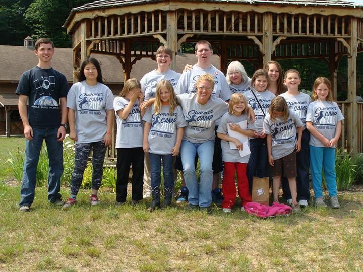 Charity Hill Ranch Summer Camp T-Shirt Photo