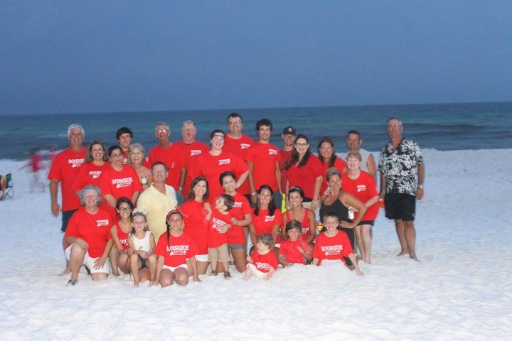 Family Beach Trip T-Shirt Photo