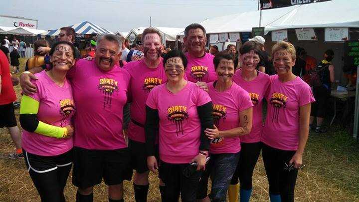 Tough Mudder2014 T-Shirt Photo
