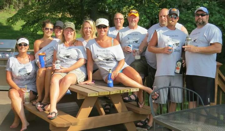 Norris Lake T-Shirt Photo