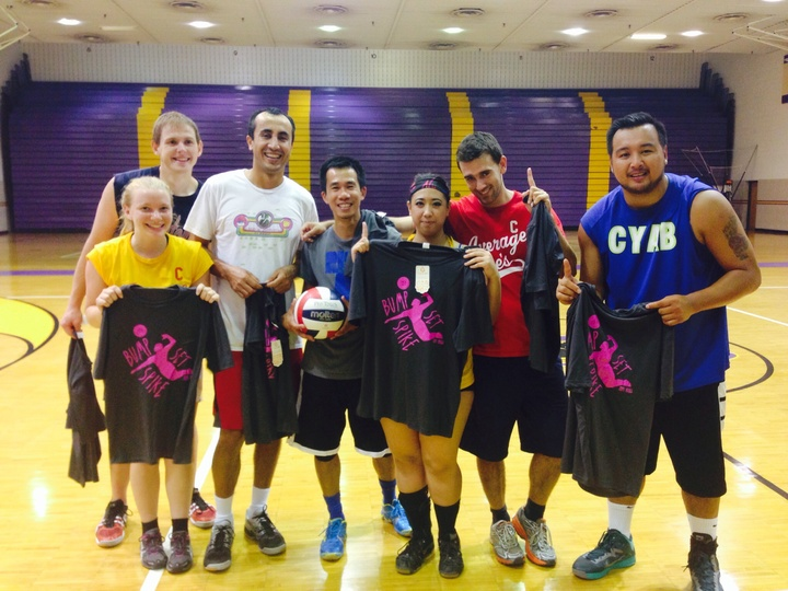 Odpc Vball Tournament  T-Shirt Photo