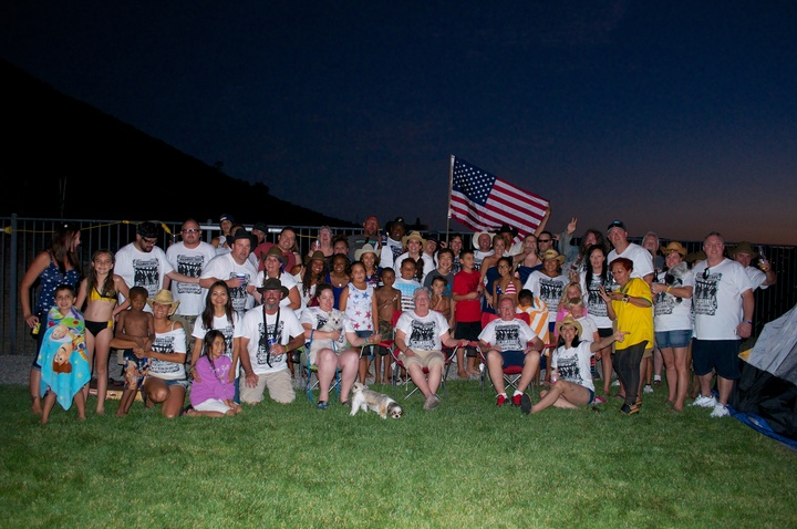 July 4th Hootenanny!! T-Shirt Photo