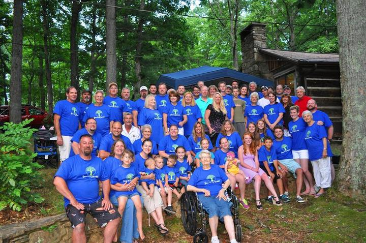 Jessen Family Reunion T-Shirt Photo