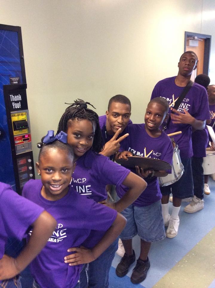 Wcp Drumline  T-Shirt Photo
